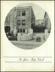 Page 6, 1953 Edition, St John High School - Echo Yearbook (St Louis, MO) online yearbook collection