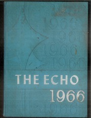 1966 Edition, St John High School - Echo Yearbook (St Louis, MO)