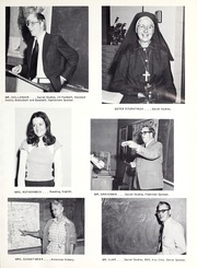 Page 11, 1974 Edition, Duchesne High School - Cor Duchesne Yearbook (St Charles, MO) online yearbook collection