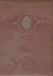 1949 Edition, Christian Brothers College High School - Guidon Yearbook (St Louis, MO)