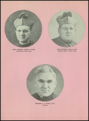 Page 10, 1949 Edition, Christian Brothers College High School - Guidon Yearbook (St Louis, MO) online yearbook collection