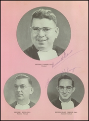 Page 11, 1949 Edition, Christian Brothers College High School - Guidon Yearbook (St Louis, MO) online yearbook collection