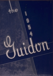1954 Edition, Christian Brothers College High School - Guidon Yearbook (St Louis, MO)