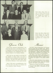 Page 24, 1954 Edition, Christian Brothers College High School - Guidon Yearbook (St Louis, MO) online yearbook collection