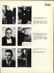 Page 17, 1963 Edition, Christian Brothers College High School - Guidon Yearbook (St Louis, MO) online yearbook collection