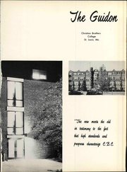 Page 5, 1963 Edition, Christian Brothers College High School - Guidon Yearbook (St Louis, MO) online yearbook collection