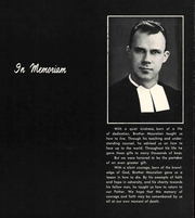Page 8, 1963 Edition, Christian Brothers College High School - Guidon Yearbook (St Louis, MO) online yearbook collection