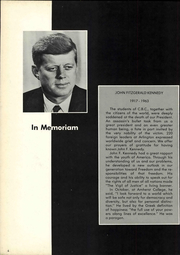 Page 10, 1964 Edition, Christian Brothers College High School - Guidon Yearbook (St Louis, MO) online yearbook collection