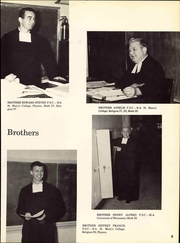 Page 15, 1965 Edition, Christian Brothers College High School - Guidon Yearbook (St Louis, MO) online yearbook collection