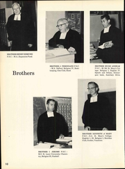 Page 16, 1965 Edition, Christian Brothers College High School - Guidon Yearbook (St Louis, MO) online yearbook collection