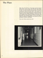 Page 8, 1965 Edition, Christian Brothers College High School - Guidon Yearbook (St Louis, MO) online yearbook collection