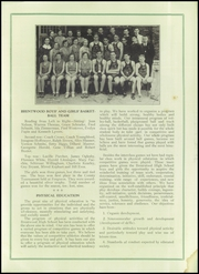 Page 13, 1933 Edition, Brentwood High School - Eagle Yearbook (Brentwood, MO) online yearbook collection