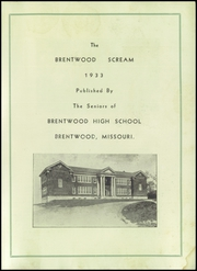 Page 3, 1933 Edition, Brentwood High School - Eagle Yearbook (Brentwood, MO) online yearbook collection