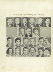 Page 7, 1940 Edition, Brentwood High School - Eagle Yearbook (Brentwood, MO) online yearbook collection