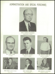 Page 10, 1958 Edition, Brentwood High School - Eagle Yearbook (Brentwood, MO) online yearbook collection