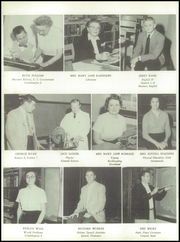 Page 16, 1958 Edition, Brentwood High School - Eagle Yearbook (Brentwood, MO) online yearbook collection