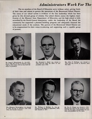 Page 10, 1960 Edition, Brentwood High School - Eagle Yearbook (Brentwood, MO) online yearbook collection