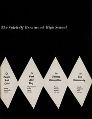 Page 7, 1960 Edition, Brentwood High School - Eagle Yearbook (Brentwood, MO) online yearbook collection