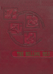 1953 Edition, El Dorado Springs High School - Bulldog Yearbook (El Dorado Springs, MO)