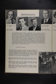 Page 10, 1954 Edition, Bishop Hogan High School - Prism Yearbook (Kansas City, MO) online yearbook collection