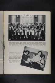 Page 15, 1954 Edition, Bishop Hogan High School - Prism Yearbook (Kansas City, MO) online yearbook collection