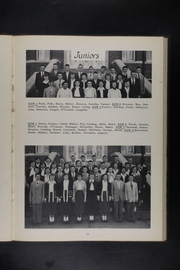 Page 17, 1954 Edition, Bishop Hogan High School - Prism Yearbook (Kansas City, MO) online yearbook collection