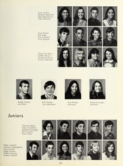 Page 93, 1971 Edition, Bishop Hogan High School - Prism Yearbook (Kansas City, MO) online yearbook collection