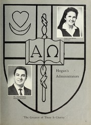 Page 9, 1972 Edition, Bishop Hogan High School - Prism Yearbook (Kansas City, MO) online yearbook collection