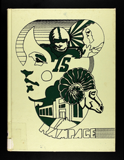 Bishop Hogan High School - Prism Yearbook (Kansas City, MO) online yearbook collection, 1975 Edition, Page 1