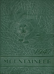 1947 Edition, Mount Vernon High School - Mountaineer Yearbook (Mount Vernon, MO)