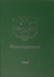 1948 Edition, Mount Vernon High School - Mountaineer Yearbook (Mount Vernon, MO)