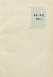 Page 5, 1927 Edition, Rockhurst High School - Chancellor Yearbook (Kansas City, MO) online yearbook collection