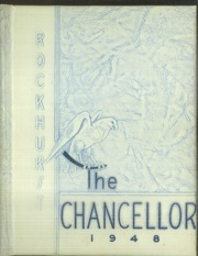1948 Edition, Rockhurst High School - Chancellor Yearbook (Kansas City, MO)