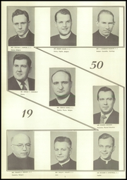 Page 10, 1950 Edition, Rockhurst High School - Chancellor Yearbook (Kansas City, MO) online yearbook collection