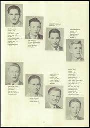 Page 17, 1950 Edition, Rockhurst High School - Chancellor Yearbook (Kansas City, MO) online yearbook collection