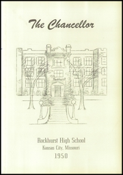 Page 5, 1950 Edition, Rockhurst High School - Chancellor Yearbook (Kansas City, MO) online yearbook collection