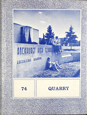 1974 Edition, Rockhurst High School - Chancellor Yearbook (Kansas City, MO)
