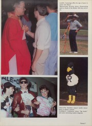 Page 11, 1988 Edition, Rockhurst High School - Chancellor Yearbook (Kansas City, MO) online yearbook collection