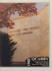 Page 5, 1988 Edition, Rockhurst High School - Chancellor Yearbook (Kansas City, MO) online yearbook collection