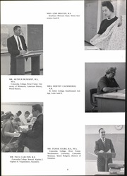 Page 14, 1967 Edition, Lutheran North High School - Crusader Yearbook (St Louis, MO) online yearbook collection