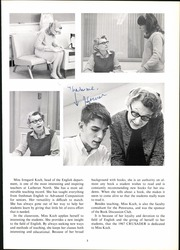 Page 9, 1967 Edition, Lutheran North High School - Crusader Yearbook (St Louis, MO) online yearbook collection