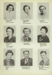 Page 10, 1948 Edition, Lexington High School - Minuteman Yearbook (Lexington, MO) online yearbook collection