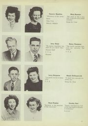 Page 15, 1948 Edition, Lexington High School - Minuteman Yearbook (Lexington, MO) online yearbook collection