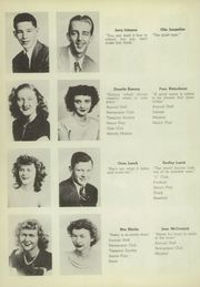 Page 16, 1948 Edition, Lexington High School - Minuteman Yearbook (Lexington, MO) online yearbook collection