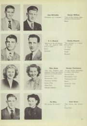 Page 17, 1948 Edition, Lexington High School - Minuteman Yearbook (Lexington, MO) online yearbook collection