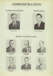 Page 7, 1948 Edition, Lexington High School - Minuteman Yearbook (Lexington, MO) online yearbook collection