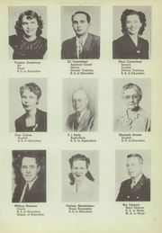 Page 9, 1948 Edition, Lexington High School - Minuteman Yearbook (Lexington, MO) online yearbook collection
