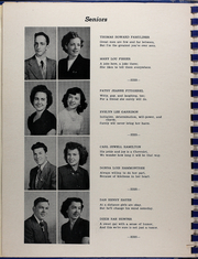 Page 10, 1950 Edition, Holden High School - Eagle Yearbook (Holden, MO) online yearbook collection