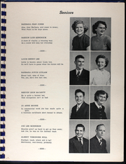 Page 11, 1950 Edition, Holden High School - Eagle Yearbook (Holden, MO) online yearbook collection