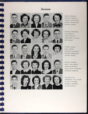 Page 17, 1950 Edition, Holden High School - Eagle Yearbook (Holden, MO) online yearbook collection